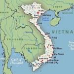 En route to Vietnam